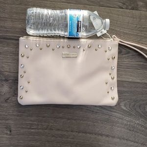New York & Company Bags - Pink/Blush Clutch bag